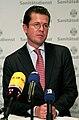 Minister zu Guttenberg Sommerreise Schwanewede.jpg