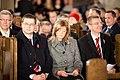 Ministru prezidents Valdis Dombrovskis piedalās Ekumēniskajā dievkalpojumā Doma baznīcā (6357249845).jpg