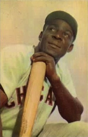 Minnie Miñoso - Miñoso in 1953
