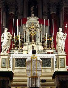 Come Servire La Messa.Messa Tridentina Wikipedia