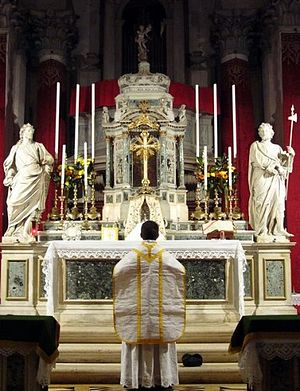 Tridentine Mass - Prayers at the foot of the altar
