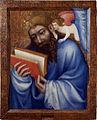 Mistr Theodorik, Sv. Matouš Evangelista, Národní galerie v Praze.jpg