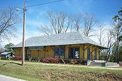 Mitchell Depot Historical Museum 04-17-05 005.jpg
