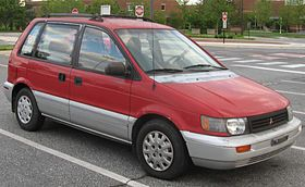 Mitsubishi Space Runner 1