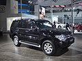 Mitsubishi Pajero CN Spec V6 3.0L In 2012 Guangzhou Autoshow 08.jpg