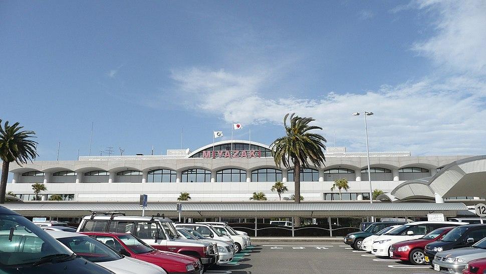 Miyazaki Airport Feb 2008