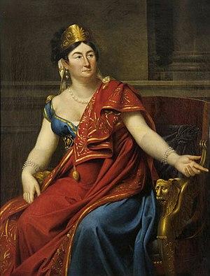 Mlle Raucourt - Mlle. Raucourt