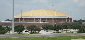 Mobile Civic Center - Image: Mobile Dome July 07