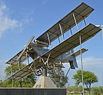 "Mock up Burgess Model H ""Spirit of Texas"" (39754458814).jpg"