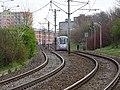 Modřany, tramvajová zastávka U Libušského potoka.jpg