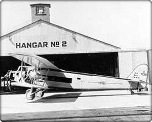 Boeing 80 - Image: Model 80