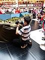 Model Railroader Photographing Model Railway by Digital Camera 20150606a.JPG