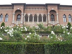 Romanian architecture - Mogoşoaia Palace