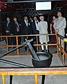 Mohammad Hamid Ansari visiting the National Memorial Cellular Jail, in Port Blair on January 10, 2015. The Lt. Governor of Andaman & Nicobar Islands, Lt. General (Retd.) Shri A.K. Singh is also seen.jpg
