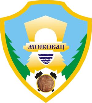 Mojkovac - Image: Mojkovac coa
