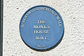 Monks' House blue plaque.jpg