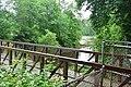 Monroe, WA - looking downstream on Woods Creek past footbridge to the Skykomish River 02.jpg