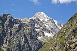 Mont Dolent from Swiss Val Ferret, 2010 August 2.JPG