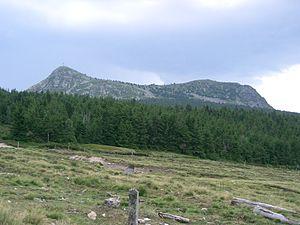 Mont Mézenc - Image: Mont Mézenc France