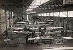 Montagehal van Koolhoven Vliegtuigenfabriek, 1939.jpg