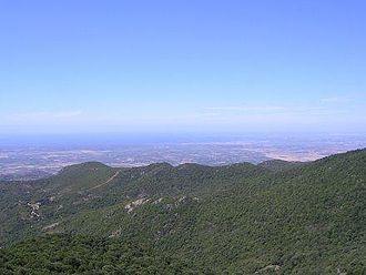 History of mining in Sardinia - Monte Arci