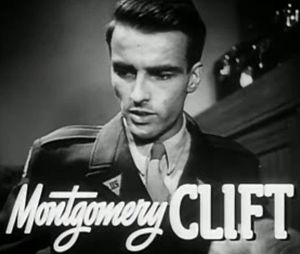 Fred Zinnemann - Montomery Clift in his debut film, The Search (1948)
