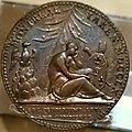 Montreal Taken medal, British, 1760, bronze - Château Ramezay - Montreal, Canada - DSC07476.jpg