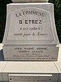 Monument morts Étrez Bresse Vallons 4.jpg