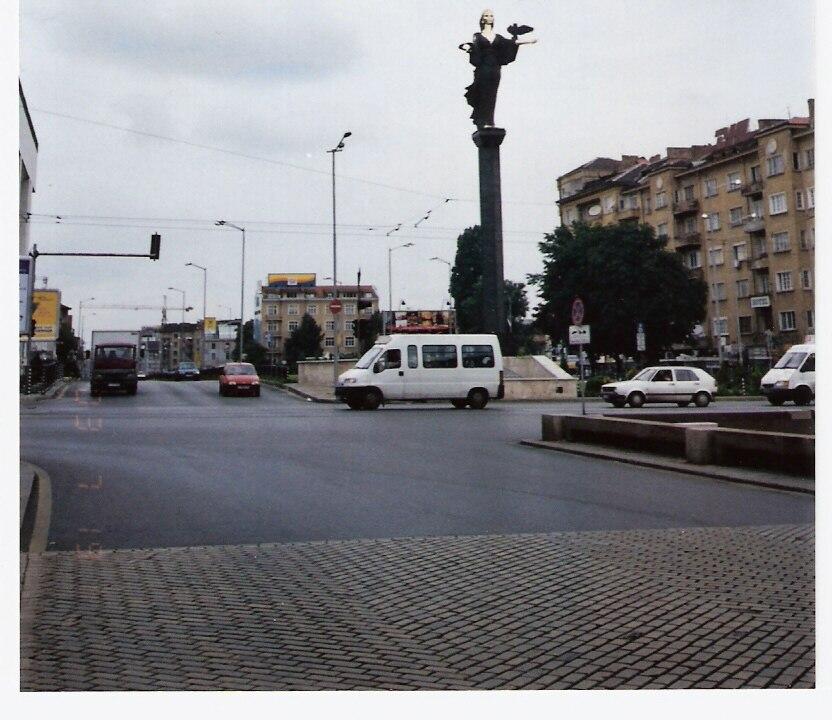 Monument of St. Sophia in Sofia