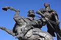 Monument of the Asens, Veliko Tarnovo, Bulgaria (5680807247).jpg