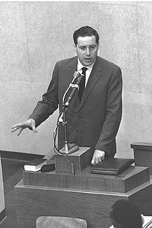 אנסבכר מעיד במשפט אייכמן
