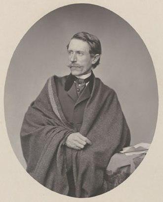 Moritz Wagner - Moritz Wagner