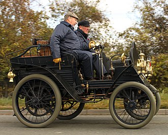 Mors (automobile) - Mors 6HP Dogcart from1898