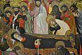 Mort de la Mare de Déu, retaule de la vida de la Mare de Déu de Pere Nicolau, Museu de Belles Arts de València.JPG