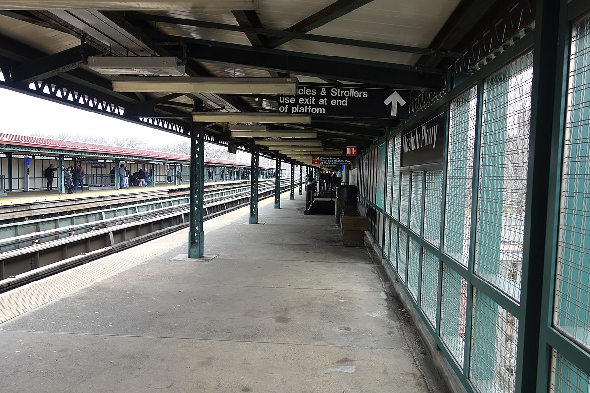 City Line Avenue >> Mosholu Parkway station - Wikipedia