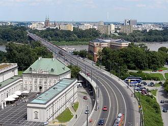 Śląsko-Dąbrowski Bridge - Śląsko-Dąbrowski Bridge