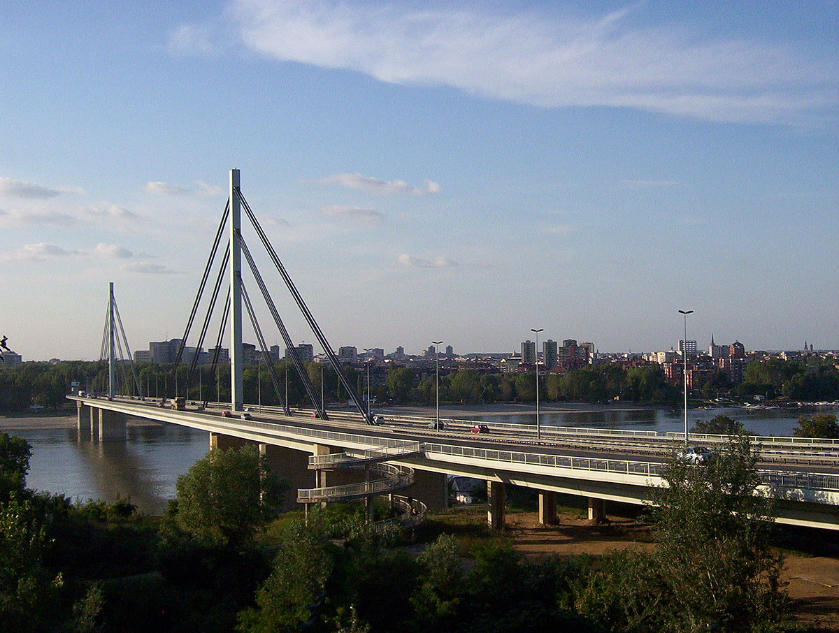 novi sad bridge slobode liberty wikipedia serbia bridges beograd infrastructure transport travel