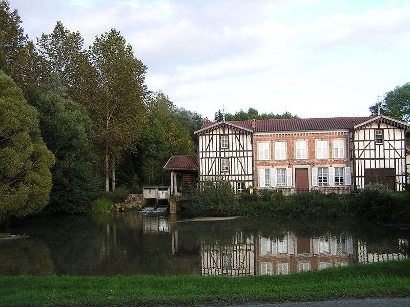 Moulin de Dompremy (Classé)