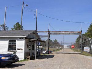 Youth incarceration in the United States - Mount Meigs Campus in Mount Meigs, unincorporated Montgomery County, Alabama, of the Alabama Department of Youth Services