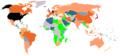 Mozilla Firefox 3.0 downloads by region.png