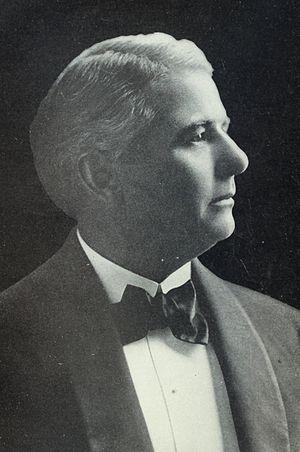 Carl Raymond Gray - Portrait of Carl R. Gray