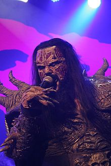 Mr. Lordi live roku 2012