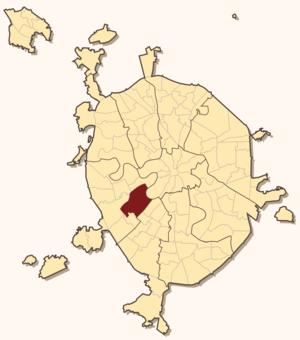 Ramenki District - Image: Msk zao ramenki