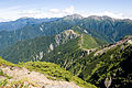 Mt.Ainodake from Mt.Shiomidake 03.jpg