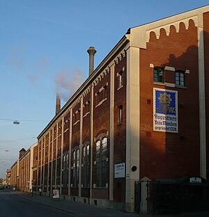 Augustiner-Bräu - Augustiner brewery