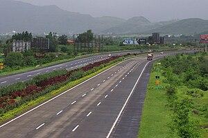 Mumbai Pune Expressway - Mumbai Pune Expressway