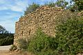 Mur de la casa dels Xaparrundos, Gata.JPG