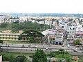 Muruheshpalya Aerial View from Salarpuria Splendor terrace 5-25-2008 12-23-50 PM.JPG