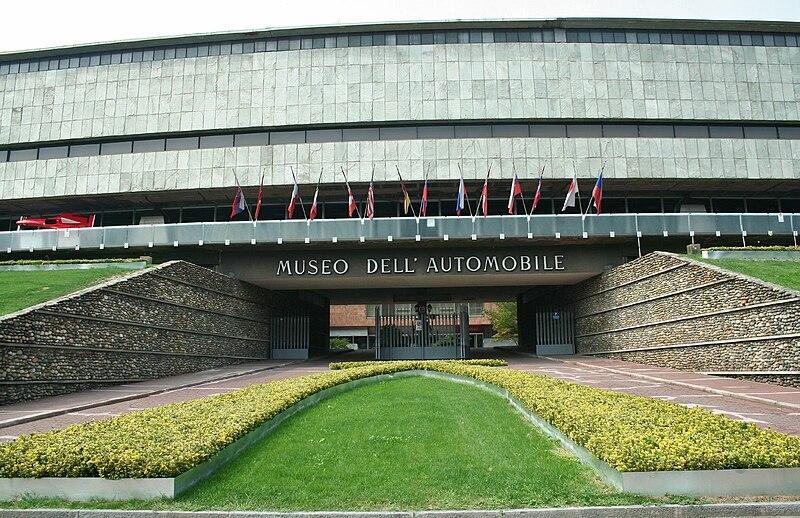 File:Museo Nazionale dell Automobile.jpg