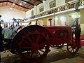 Museu Agromen de Tratores e Implementos Agrícolas, localizado no complexo do Centro Hípico e Haras Agromen em Orlândia. Trator Case - panoramio.jpg